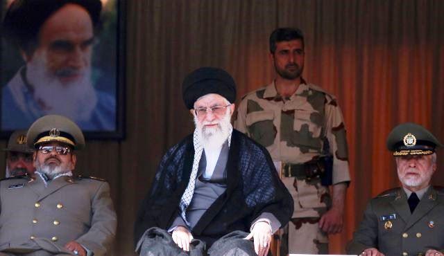 La Guida Suprema iraniana, l'ayatollah Ali Khamenei