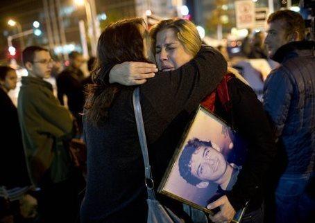 Famigliari di vittime del terrorismo
