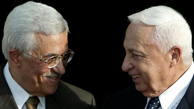 Con Abu Mazen (2003)
