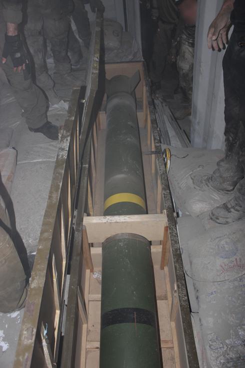Missili M-302 trovati a bordo della Klos-C