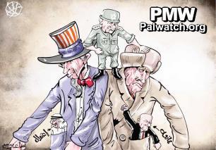 Israele controlla tutto il mondo. Dal quotidiano ufficiale dell'Autorità Palestinese Al-Hayat Al-Jadida, 11.3.14