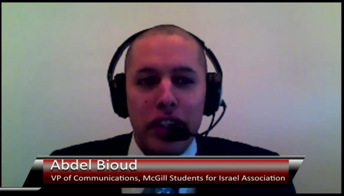 Abdel Bioud, autore di questo articolo