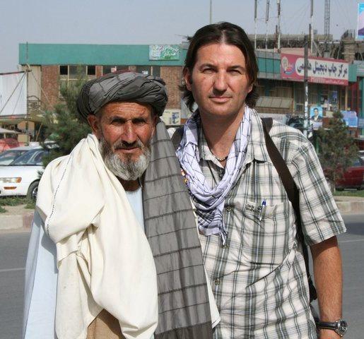 Boaz Bismuth (a destra), autore di questo articolo