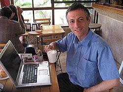 Yedidya Julian Sinclair, autore di questo articolo