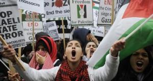 Manifestazione a Londra