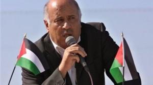 Jibril Rajoub, vice segretario del Comitato Centrale di Fatah e capo del Consiglio Supremo Palestinese per lo sport e la gioventù
