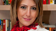 Bushra Halaila, autrice di questo articolo