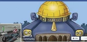 """Pagine di Fatah su Facebook che inneggiano alla cosiddetta """"intifada della auto"""""""