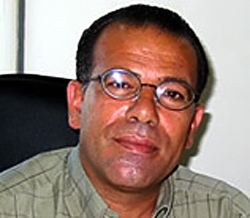 Bassem Eid, autore della lettera aperta a Malala