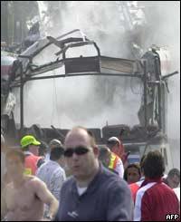 Haifa, 5 marzo 2003