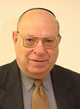 Yehuda Ben-Meir, autore di questo articolo