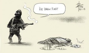 """""""E' stato lui a disegnare per primo"""""""