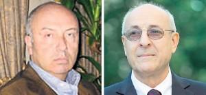 Hussein Agha e Yitzhak Molcho