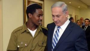 Damas Pakada e Benjamin Netanyahu, lunedì a Gerusalemme