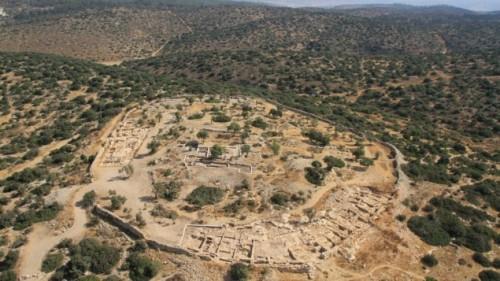 Il sito archeologico di Khirbet Qeiyafa