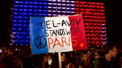 Tel Aviv, piazza Rabin, la sera di sabato 14 novembre