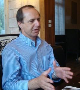 Khaled Abu Toameh, autore di questo articolo