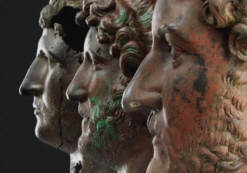 L'imperatore Adriano, in mostra all'Israel Museum di Gerusalemme