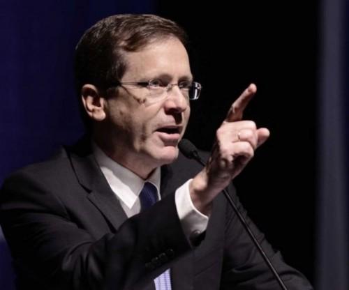 Isaac Herzog, leader dell'opposizione laburista israeliana
