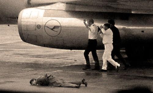 Strage palestinese a Fiumicino, dicembre 1973 (34 morti)