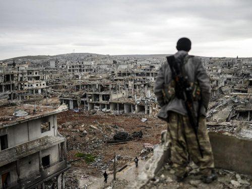 """"""". La disintegrazione della Siria, dell'Iraq, della Libia e dello Yemen..."""""""