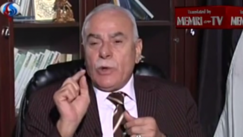 Sultan Abu al-Einein, consigliere di Abu Mazen