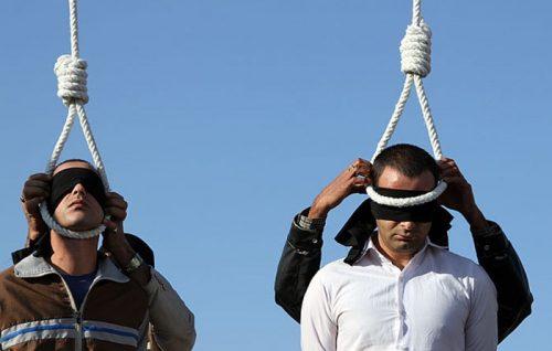 Esecuzione di omosessuali in Iran