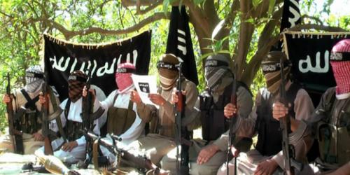 Terroristi filo-ISIS nel Sinai egiziano