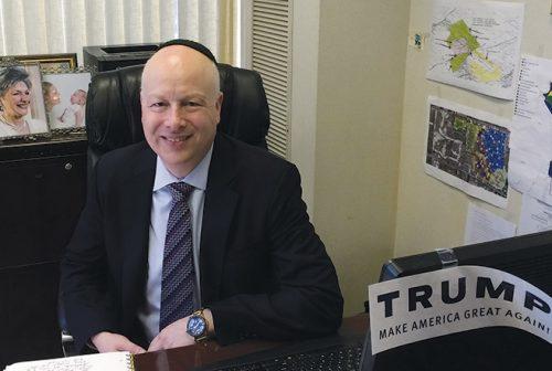 Jason Greenblatt, consulente