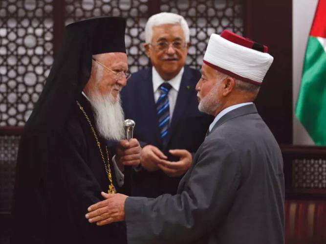 """Gli ebrei sono un """"cancro colonialista"""" a Gerusalemme e in"""